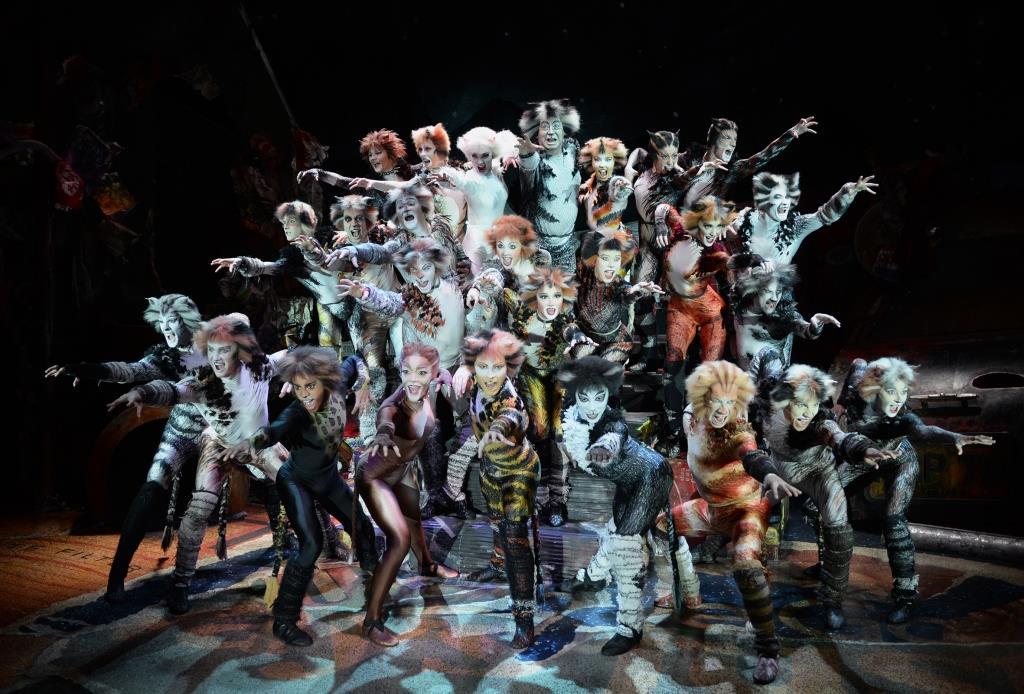 Direkt aus London: CATS erobert den Musical Dome Köln - copyright: Alessandro Pinna