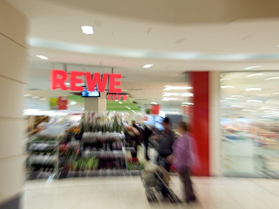 Testsieger ist REWE - copyright: REWE Group