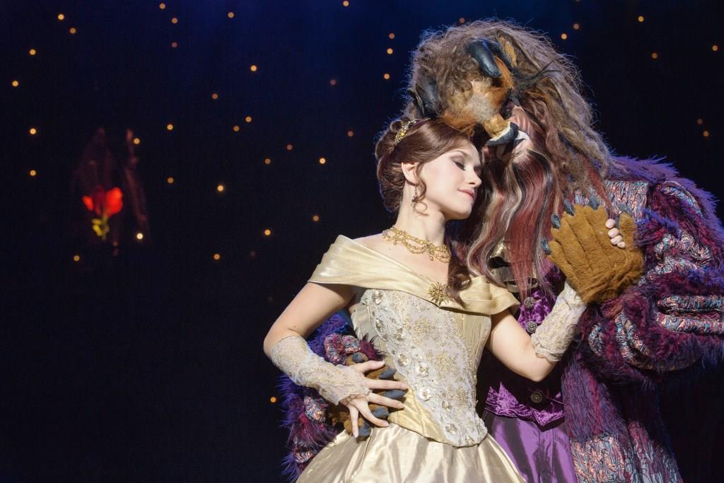 """Musical-Welterfolg """"Die Schöne und das Biest"""" von Disney kommt nach Köln - copyright: Stefan Malzkorn"""