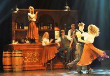 """Kölner Philharmonie wird zum irischen Pub: Die Tanzshow """"Irish Celtic"""" zu Gast in der Domstadt - copyright: Philippe Fretault"""