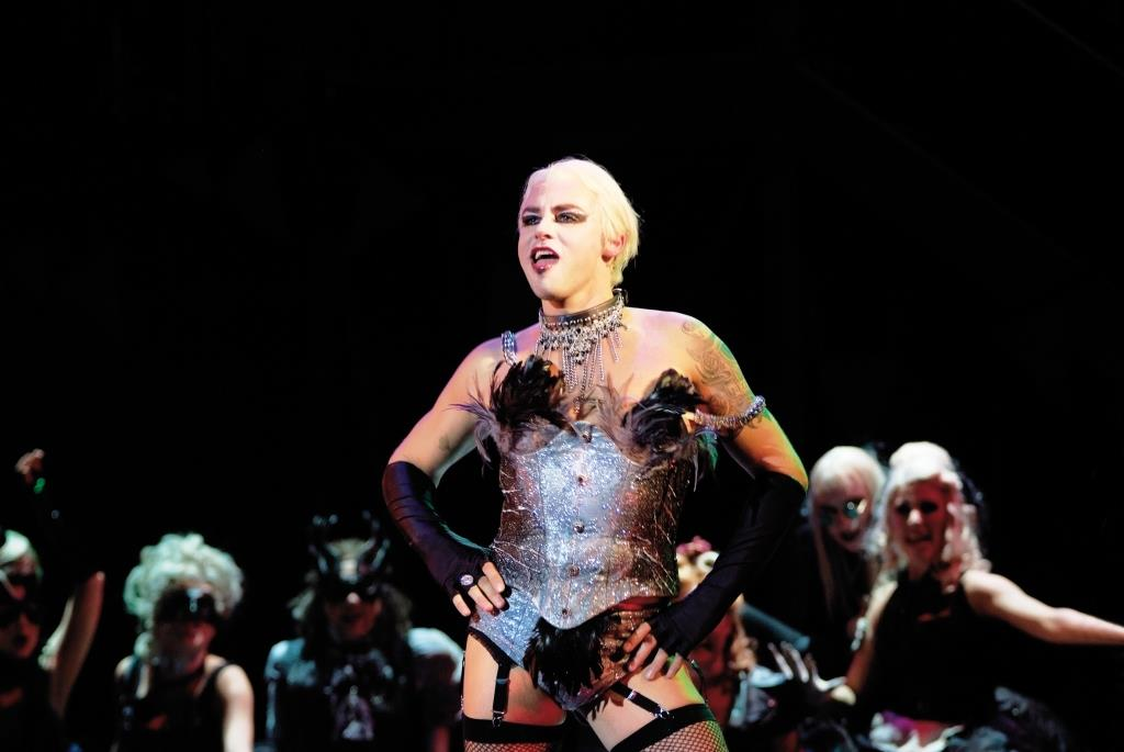 Richard O'Brien's Rocky Horror Show - copyright: Nilz Boehme