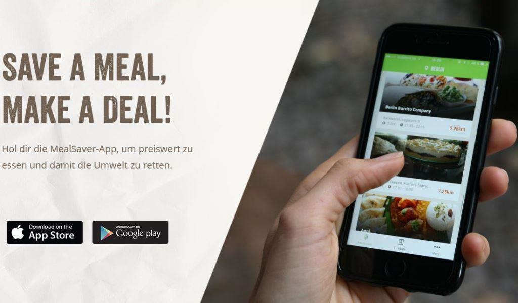 MealSaver App Download