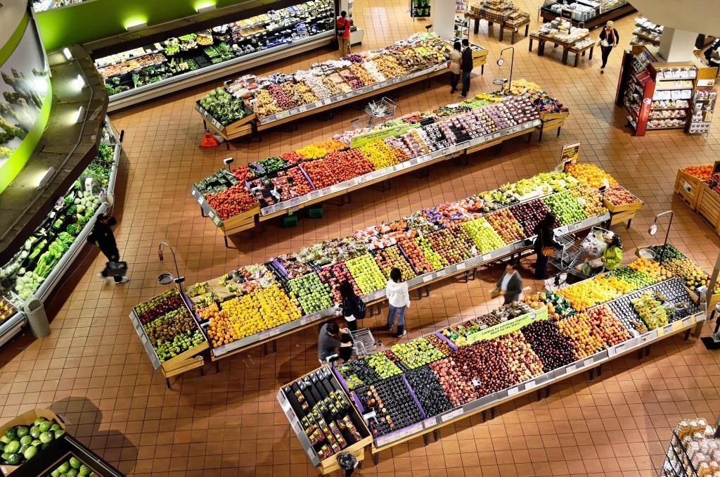 Supermarkt gegen Discounter: Welche Lebensmittelmärkte haben die Nase vorn? - copyright: pixabay.com