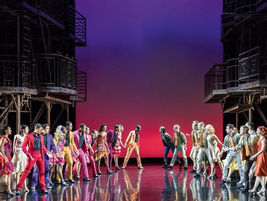 West Side Story - copyright: Johan Persson