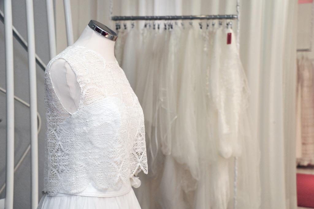 Die Braut von heut ist heiß auf weiß. - copyright: Eva Scholz / Tilo Fuenger