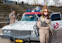 Die Ghostbusters sind im Heide Park los! - copyright: Heide Park