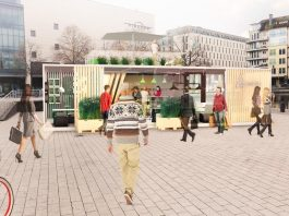 Bei ALDI zum Essen gehen? In Köln wird dies mit dem ALDI Bistro im Mediapark! möglich! - copyright: ALDI SÜD