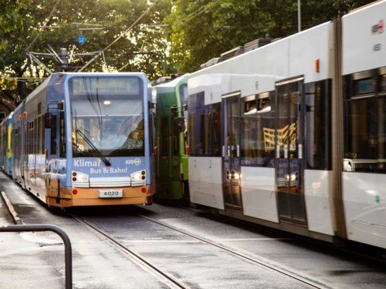 KVB-Verkehr massiv gestört - copyright: CityNEWS / Alex Weis