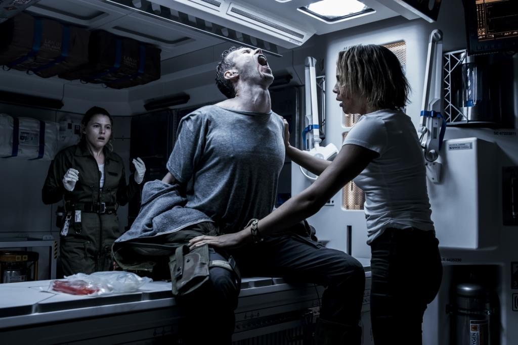 Der Horror kehrt mit ALIEN: COVENANT zurück ... - copyright: 2017 Twentieth Century Fox