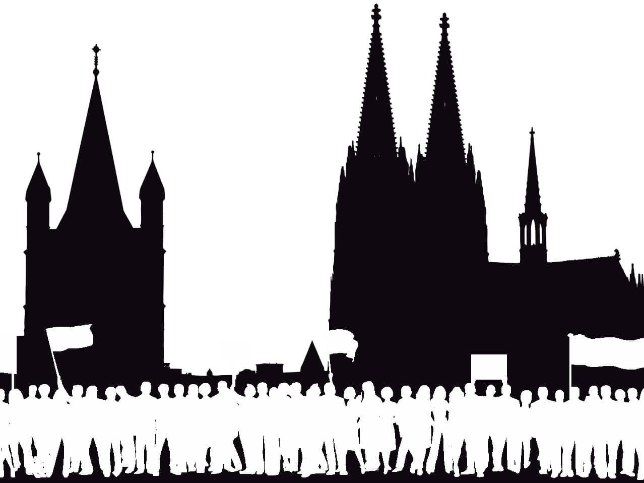 Über 50.000 Demonstranten werden zum AfD-Bundesparteitag in Köln erwartet. copyright: CityNEWS / pixabay.com