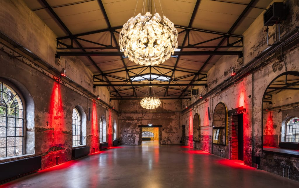 Event-Location: Stilvoll feiern im HARBOUR.CLUB Köln - copyright: Sebastian Drüen