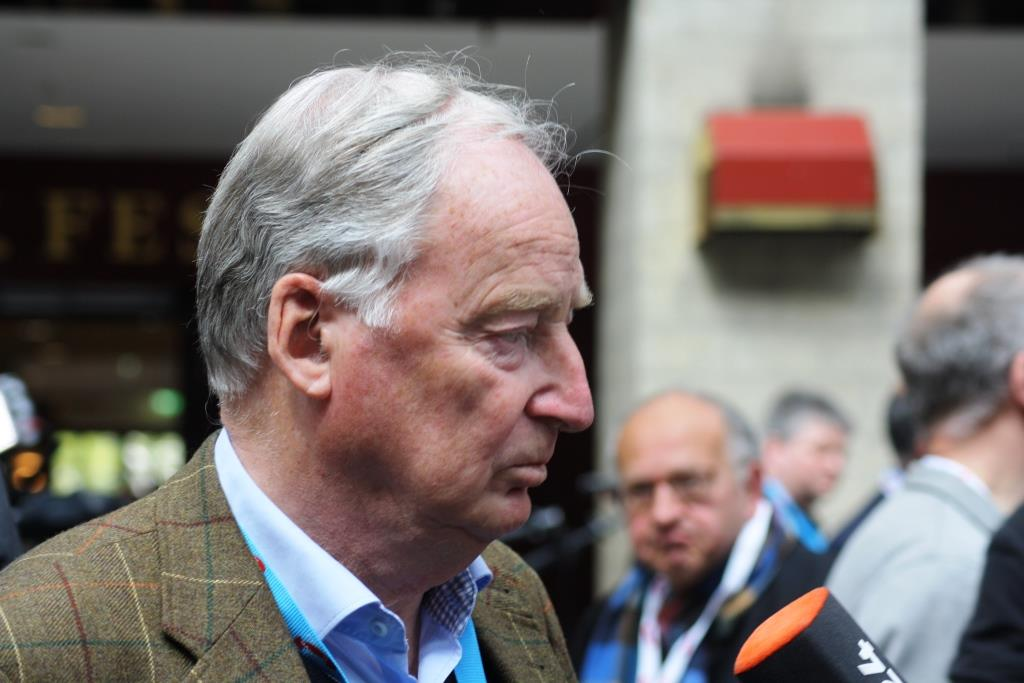 Alexander Gauland ist einer der Spitzenkandidaten für den Bundestagswahlkampf. - copyright: CityNEWS / Christian Esser