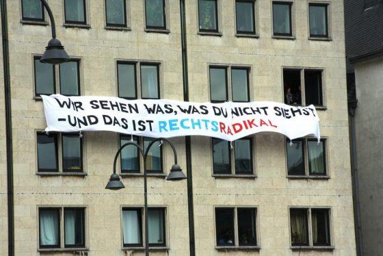 Kommentar: Die AfD hat sich nach dem Bundesparteitag in Köln endgültig disqualifiziert - copyright: CityNEWS / Christian Esser