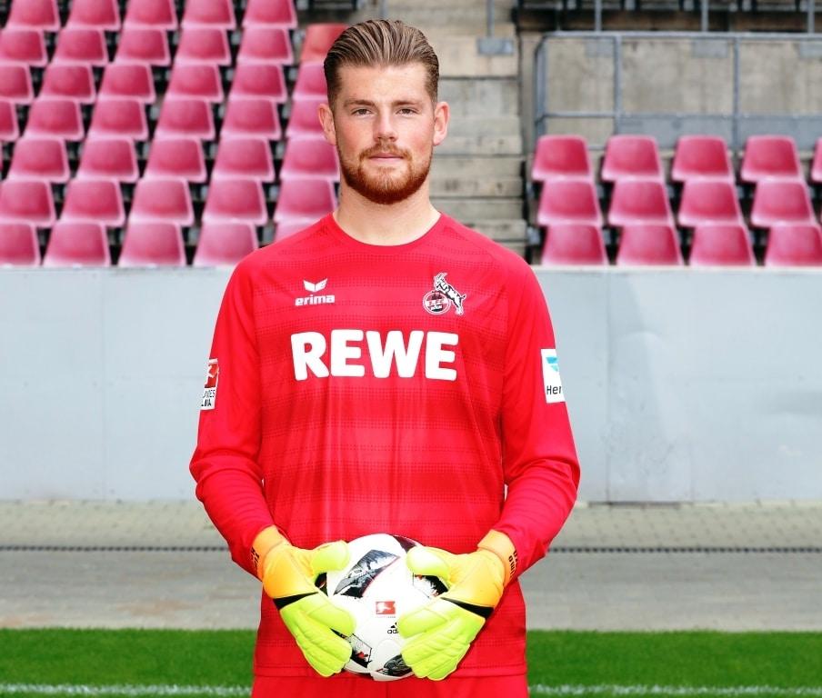 """Timo Horn: """"Der FC ist mein Verein und Köln meine sportliche Heimat!"""" - copyright: CityNEWS / Alex Weis"""
