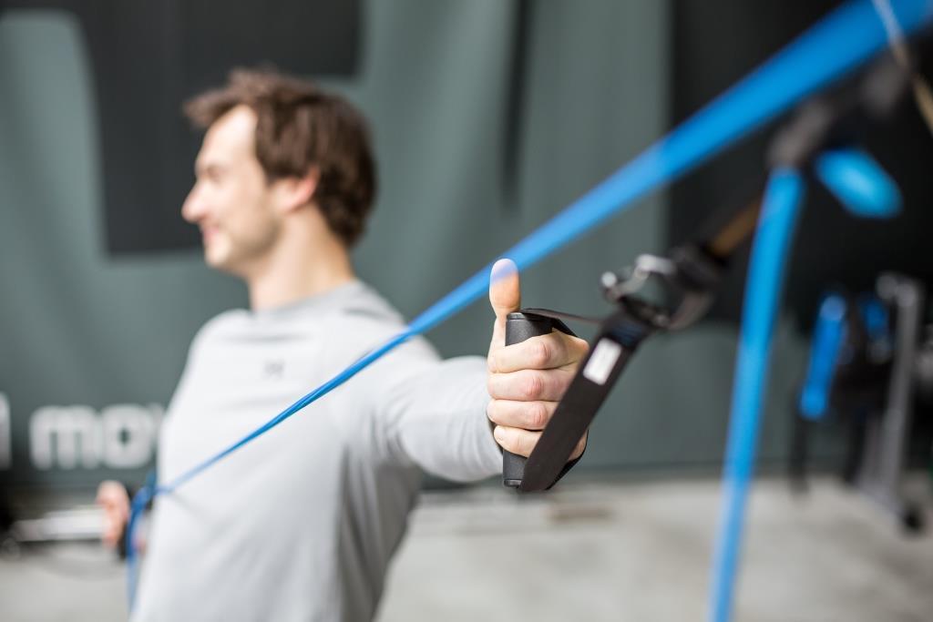 Innovativ, praktisch, sportlich: Der Sling Trainer – eine kleine Revolution für das Fitness-Training! - copyright: aerobis fitness GmbH