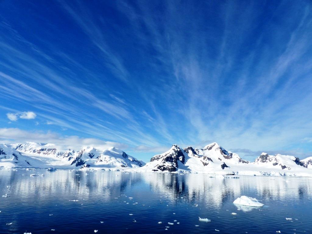 Die Arktis ist ein fantastischer Ort mit wunderschönen Schneelandschaften aber auch sehr tiefen Temperaturen. - copyright: pixabay.com