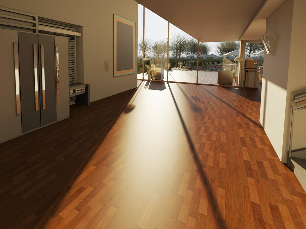 Ein schöner Boden sollte auch durch Beständigkeit und Zweckmäßigkeit glänzen! - copyright: pixabay.com