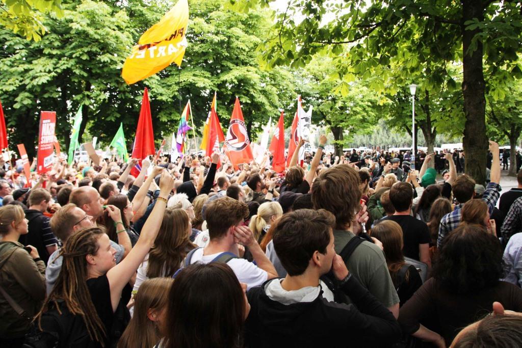 Demo in Köln-Deutz: 20.000 Teilnehmer erwartet - Hier alle Infos zur Demonstration! (Symbolbild) - copyright: pixabay.com