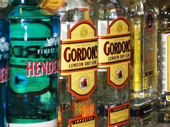 Die verschiedenen Gin-Arten - copyright: pixabay.com