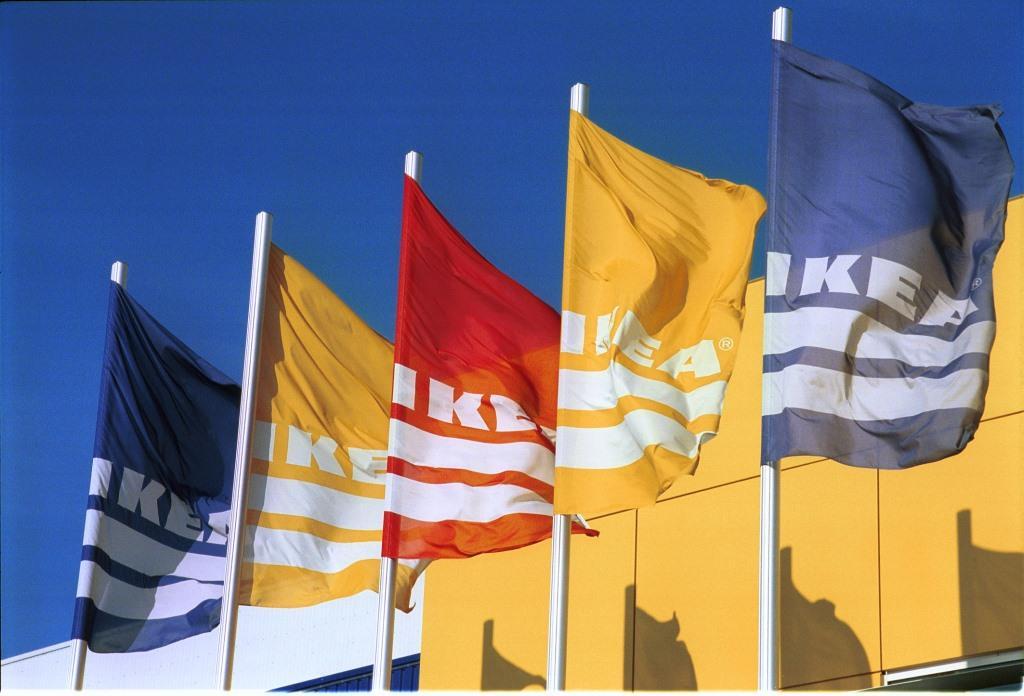 Das IKEA Einrichtungshaus in Köln Ossendorf bleibt (vorerst) geschlossen. Ob dieses nach der Entschärfung der Bombe noch öffnet ist bisher unklar. - copyright: Inter IKEA Systems B.V.