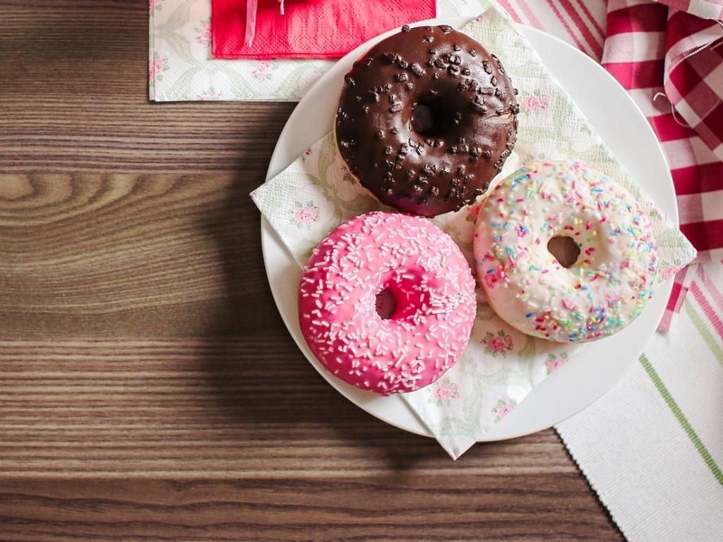 Donuts gibt es in den unterschiedlichsten Varianten. - copyright: pixabay.com