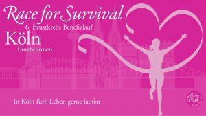 Race for Survival – 6. Brustkrebs Benefizlauf Köln