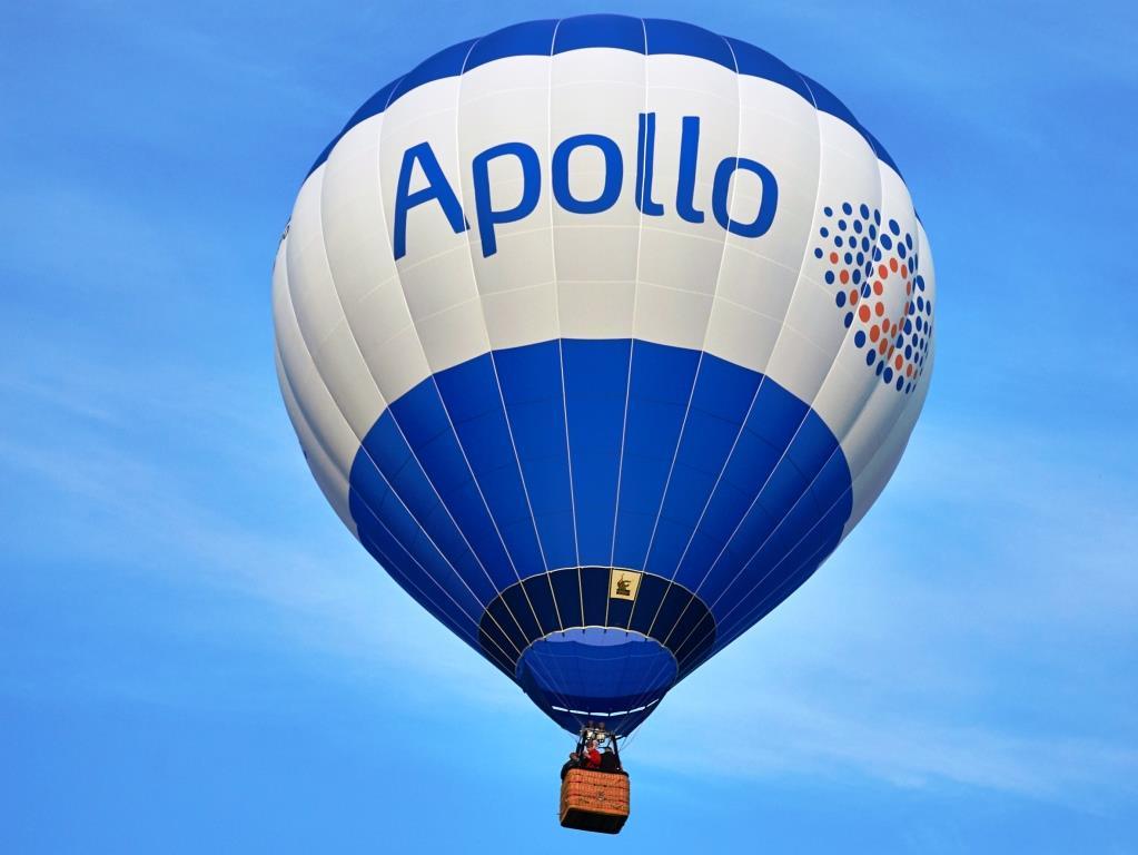 Gewinnspiel: Gewinnen Sie eine Fahrt über das Bonner Ballonfestival mit dem Apollo-Heißluftballon! - copyright: Apollo