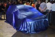 Noch verhüllt: Der neue Ford Fiesta aus Köln! - copyright: CityNEWS / Christian Esser