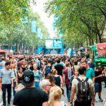 Straßensperrungen in der Innenstadt zum gamescom city festival - copyright: Koelnmesse GmbH, Oliver Wachenfeld