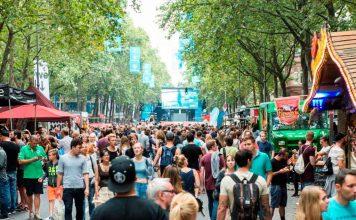 Kölner City wird wieder zum kostenlosen Open-Air-Festival - copyright: Koelnmesse GmbH, Oliver Wachenfeld