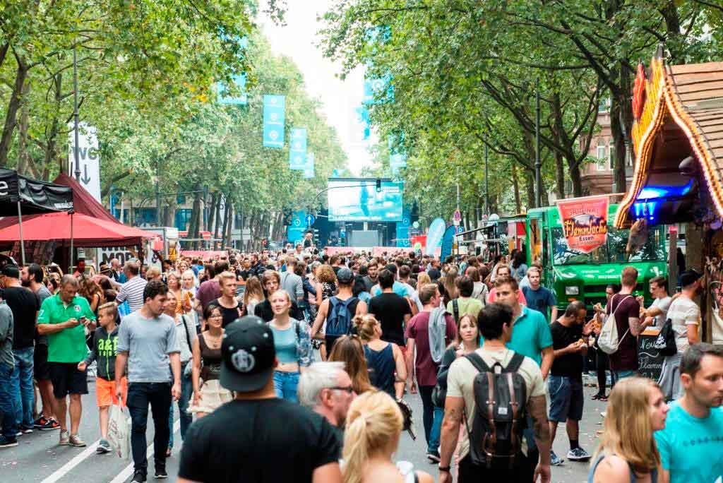 Die Kölner City wird  zum gamescom city festival wieder zur kostenlosen Open-Air-Area - copyright: Koelnmesse GmbH, Oliver Wachenfeld