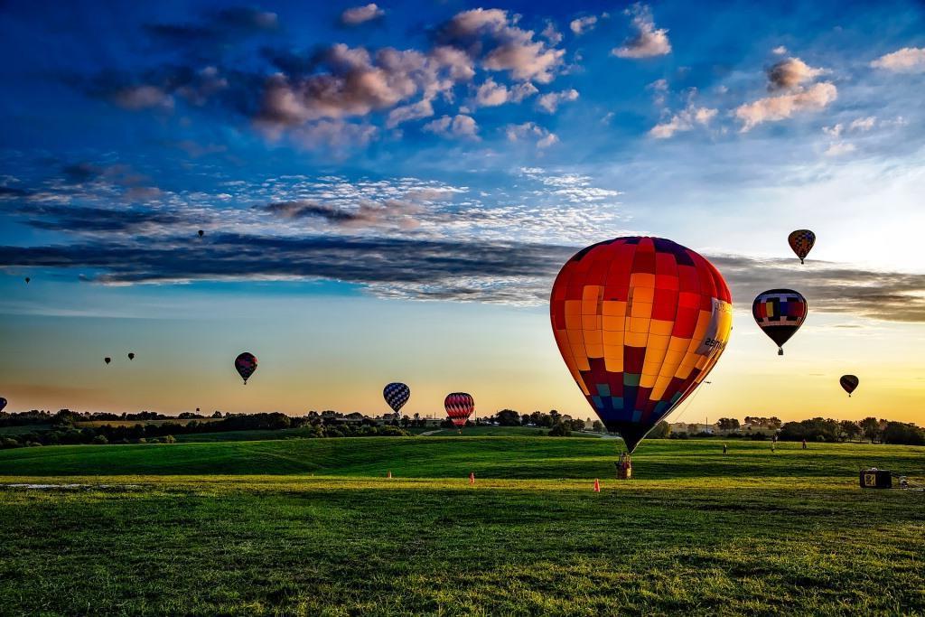 Programm zu den Bonner Ballonfestival 2017 - copyright: pixabay.com