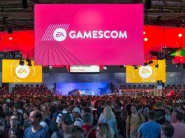 Keine vollen Hallen: Die gamescom 2021 in Köln findet wegen Corona erneut nur online statt! (Archivbild)