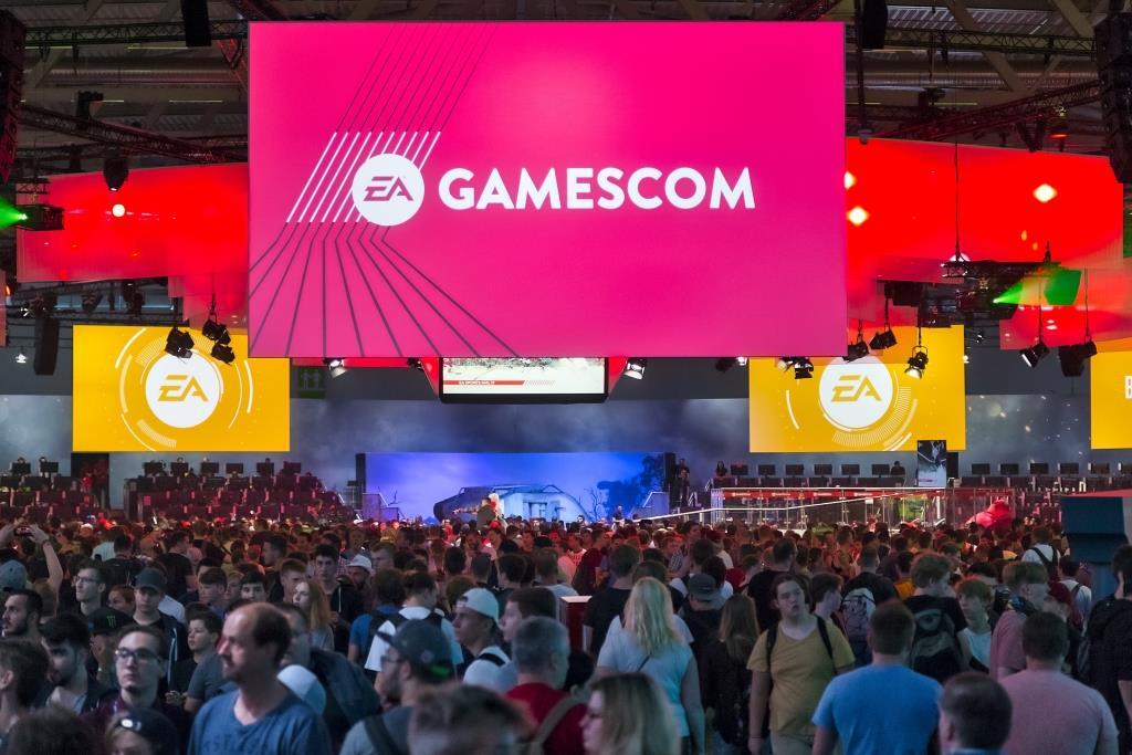 Gewinnspiel: Köln ist zur gamescom 2017 im Entertainment-Fieber: CityNEWS verlost Tickets mit Übernachtung! - copyright: Koelnmesse GmbH, Harald Fleissner