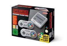 Back to the roots: Super Nintendo Entertainment System (SNES) kehrt zurück - copyright: Nintendo
