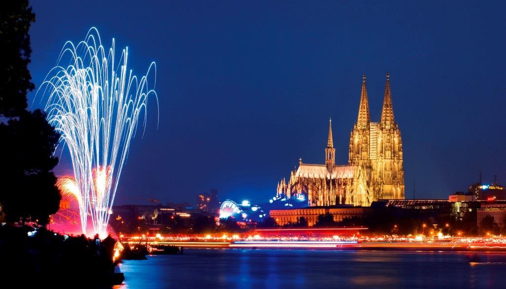 Deutschlands faszinierendstes Feuerwerksspektakel, am Samstag (15.07.17) um 20:15 Uhr im WDR Fernsehen. - copyright: WDR/Manfred Linke