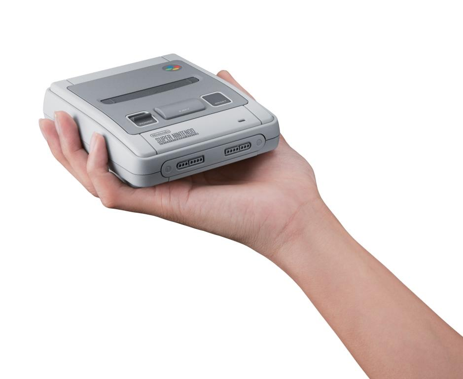 Ab dem 29. September 2017 können alle Nintendo-Fans zu einer fröhlichen Zeitreise in die 90er-Jahre aufbrechen. - copyright: Nintendo