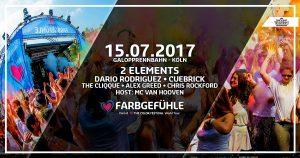 Farbgefühle Festival in Köln - copyright: PR