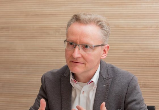 CityNEWS im Gespräch mit Patrick Hünemohr (Greven Medien) - copyright: CityNEWS / Alex Weis