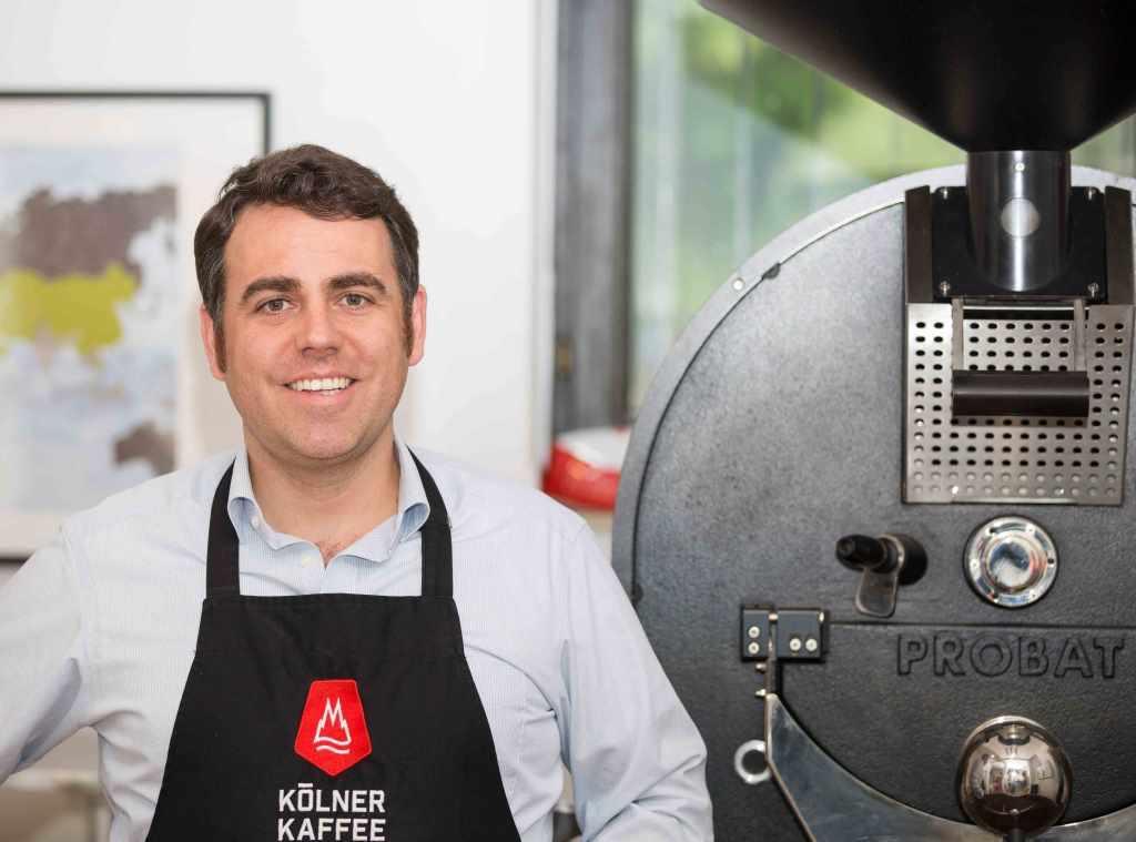 Kaffeesommelier Georg Hempsch copyright: CityNEWS / Alex Weis