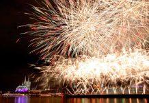 Kölner Lichter 2017: Hier alle Infos zum großen Feuerwerk-Event in Köln! - copyright: Weco Feuerwerk