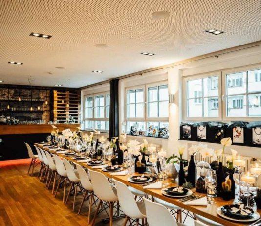 Event-Location: Kochfabrik Köln – eine Adresse für viele Anlässe - copyright: Kochfabrik Köln über Event Inc