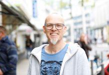 Thomas D im Interview mit CityNEWS: Mit Powerballs auf Tour - copyright: CityNEWS / Alex Weis