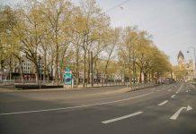 Videobeobachtung der Polizei auf dem Kölner Neumarkt copyright: CityNEWS / Alex Weis