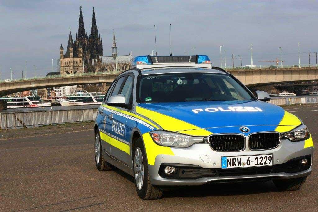 Polizei zieht erneut Fazit zu Maßnahmen copyright: Polizei Köln