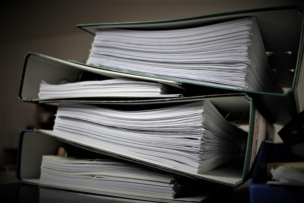 Bürokratie mit einplanen - copyright: pixabay.com