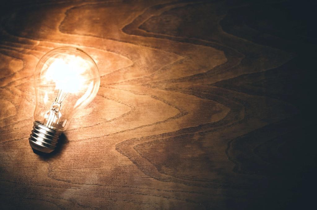 Mit modernen Leuchtmitteln die Umwelt schonen - copyright: pixabay.com