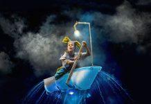 """""""Alice on the Run"""" vom 21. bis 23. September 2017 ist eine spektakuläre Open-Air-Inszenierung im Rahmen des Sommer Köln 2017. - copyright: Christoph Schrein / Martin Jehnichen"""