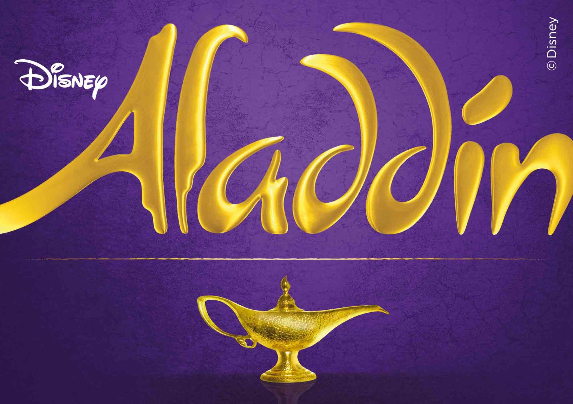 Disneys Aladdin - copyright: Stage Entertainment