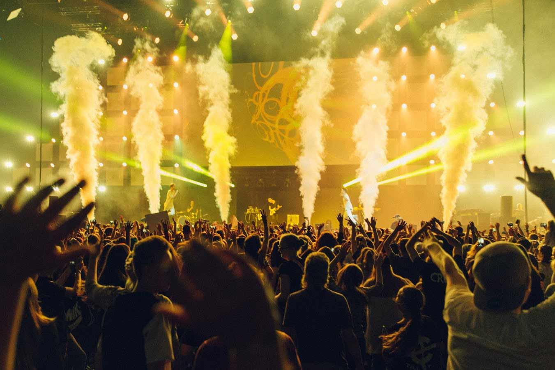 ShowDay mit Bühnen- und Award-Show in der Kölner LANXESS arena - copyright: VideoDays / Divimove